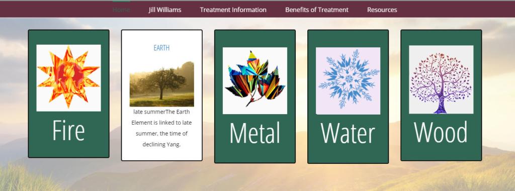 sample webpage design